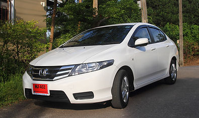 Honda Bryo for rent in Phuket