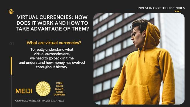 Virtual currencies: how do they work and how to take advantage of them?