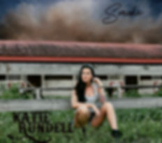 Smoke, Country girl, country singer, girl, Katie Rundell, country, barn, music, tattoos, gate, horses, pretty girl