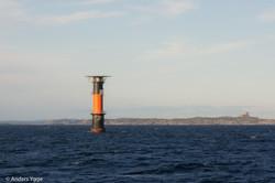 Hätteberget, west from Marstrand