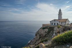 Cape Pera, Mallorca