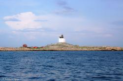 Tistlarna, south of Göteborgs harbor