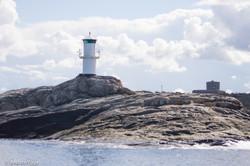 Skallen, west on Marstrans island