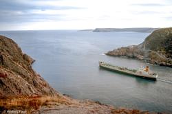 Fort Amherst, St John, Newfoundland