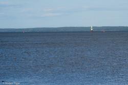 Måsknaggen, Kalmars north lighthouse