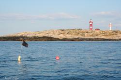 Måseskär, west from Mollösund