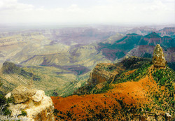 Grand Canyon, from North Rim