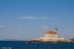 Mulo, west from Trogir, Kroatien