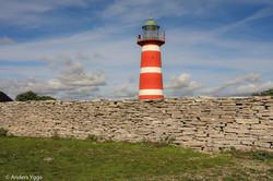 När lighthouse, Gotland