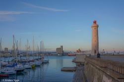 Port of Sete, France