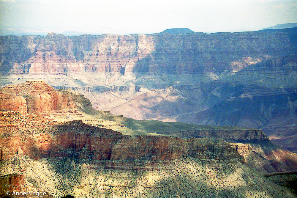 Grant Canyon, from North Rim