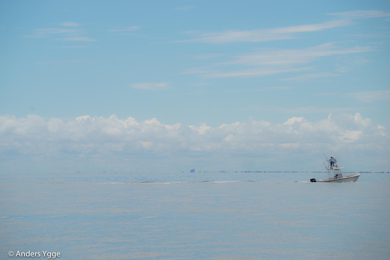 Virginia Beath, Chesapeake Bay