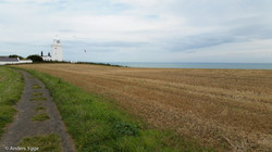South Foreland, south from Dover