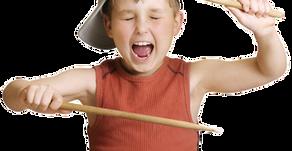 Çocuklar neden bateri çalmalı? (Aileleri ilgilendiren içerik)