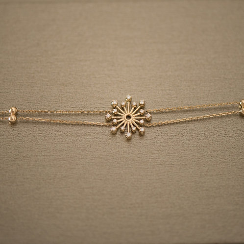 Diamonds Sunshine  Bracelet