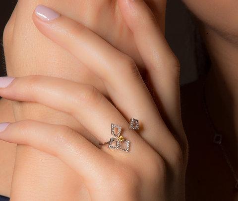 Petals Ring(Medium)