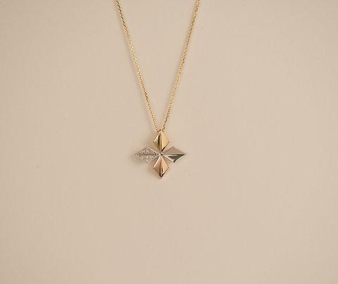 Mini Petals Pendant.