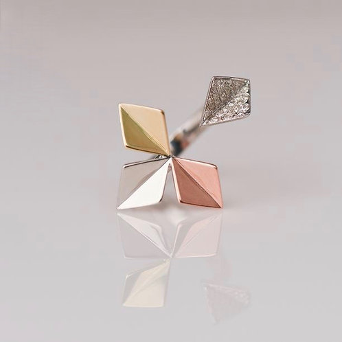 Small Petals Ring