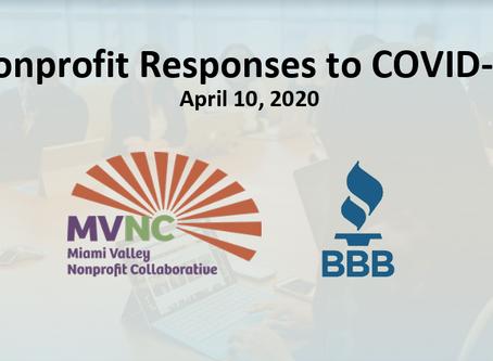 Nonprofit Responses to COVID-19