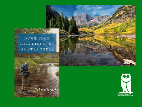 First Chapter Friday-Dumb Luck and the Kindness of Strangers