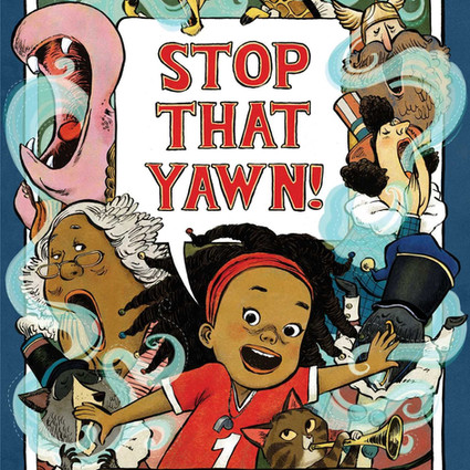 Sleepytime Storytime: Stop That Yawn!
