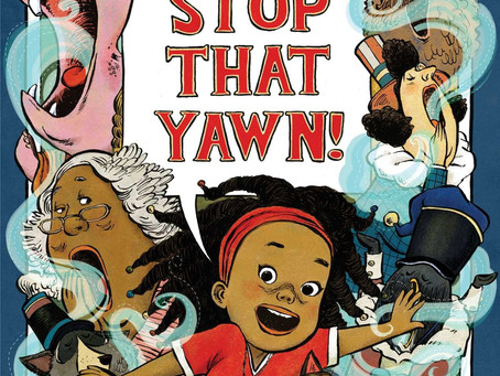 Sleepytime Storytime: Stop That Yawn!