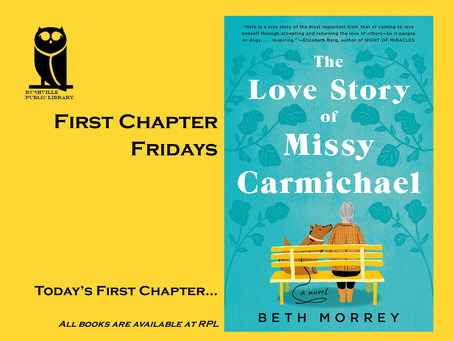 The Love Story of Missy Carmicheal