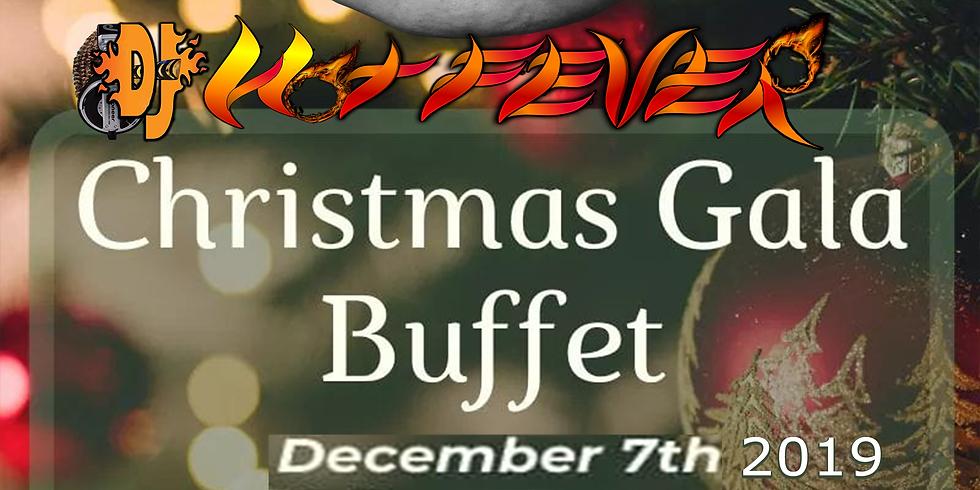 Christmas Gala Buffet at THE BRIARS RESORT & SPA ON LAKE SIMECOE with DJ Hot Fever