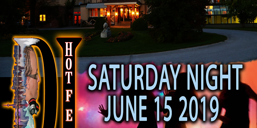 THE BRIARS RESORT & SPA ON LAKE SIMECOE with DJ Hot Fever