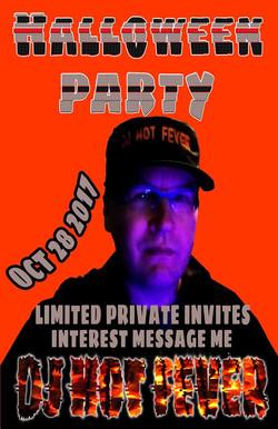 DJ HOT FEVER PARTY