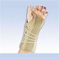 Wrist brace for Carpal tunnel