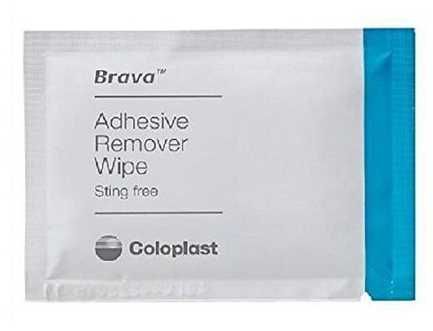 Brava Adhesive Remover Wipes at RedOakMedical.com