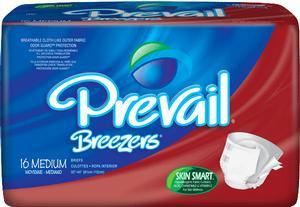Breezers Max-Absorbancy Diapers
