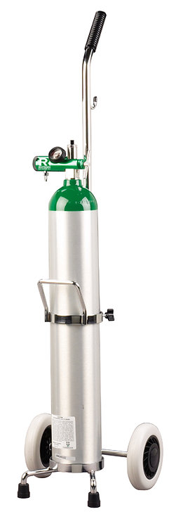 E Deluxe Oxygen Tank