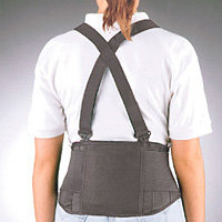 SAFE-T-BELT® PLUS OCCUPATIONAL BACK SUPPORT
