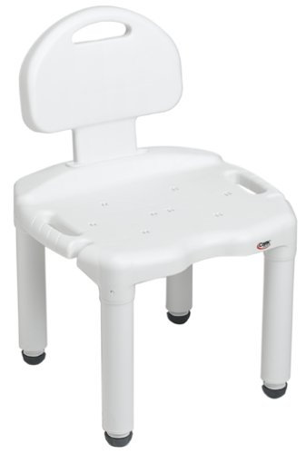 Heavy Duty Shower Chair, 400 lbs capacity