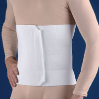 LUMBAR SACRAL SUPPORT WITH ABDOMINAL Binder 10""