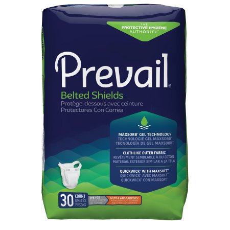 Prevail Belted Shields - One Size Fits Most (PV324)