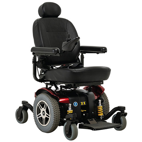 Pride Jazzy 614 HD Power Chair