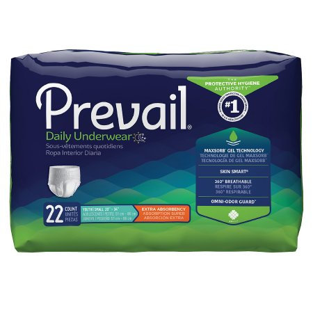 Prevail Daily Underwear Pull Up (PV511, PV512, PV513, PV514, PV517)
