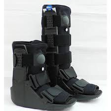 Pneumatic walking boot - Unisex