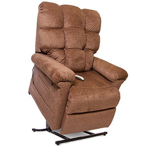 Pride Ultra Luxury Infinity Lift Chair - LC 580 (FDA Class II Medical Device*)