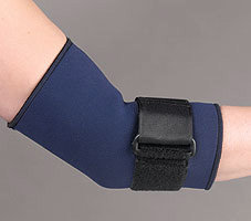 SAFE-T-SPORT® NEOPRENE TENNIS ELBOW SLEEVE
