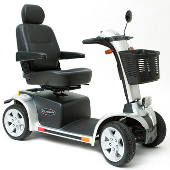 Pride Pursuit PMV, 400 lbs Capacity (FDA Class II Medical Device*)