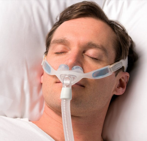 Nuance CPAP Mask with headgear