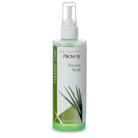 Perineal Wash Provon® Liquid 8 oz. Pump Bottle Herbal Scent