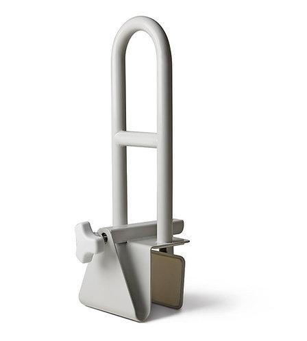 Bathtub Grab Bar, Locks to Side of Tub
