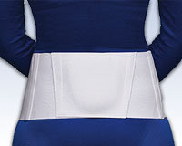 Sacral Iliac Support with Compression Pad