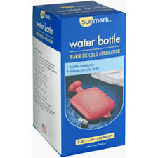Water Bottle 2 Quart Capacity, 1 each