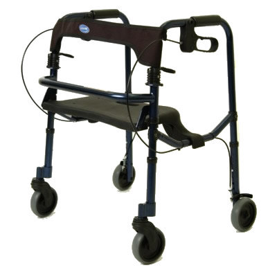 Drive Clever-lite Rollite Folding Seat Rollator